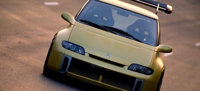 {Stories} Tο αυθεντικό «κτήνος» που ακούει στο όνομα Renault Espace F1