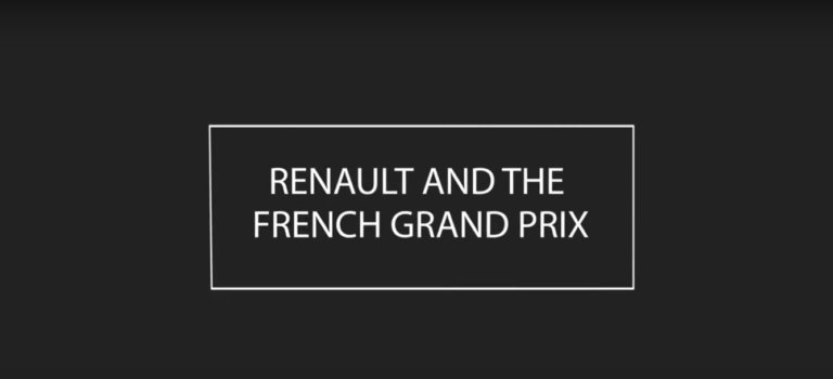 Renault F1: Μικρές ιστορίες στο Γαλλικό Grand Prix (vids)