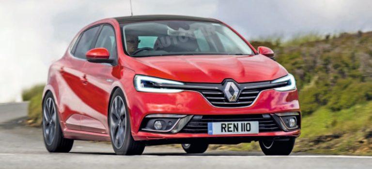 Renault Clio 5 2019: Με μεγάλη τεχνολογική ώθηση [Rendering]