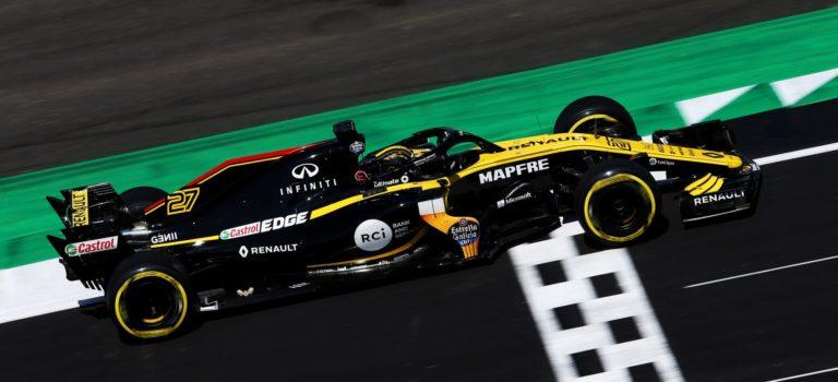 Grand Prix Μεγάλης Βρετανίας 2018 | Εξαιρετικός Hülkenberg, εγκατάλειψη για Sainz