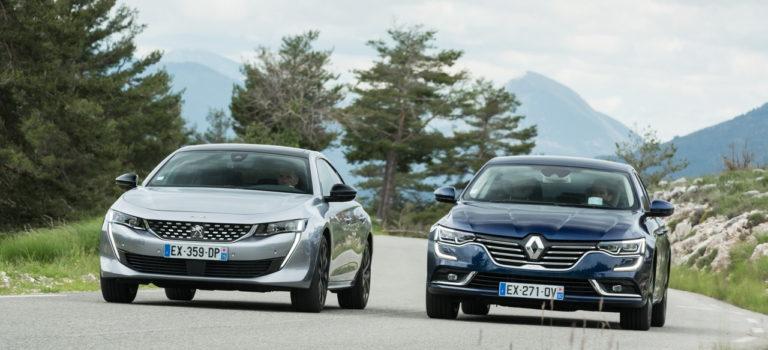 Η Γαλλική αυτοκινητοβιομηχανία αντεπιτίθεται