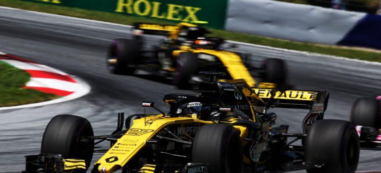 Αυστριακό Grand Prix 2018 | Απογοητευτική εμφάνιση από την Renault