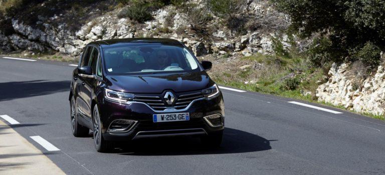 Ένα Renault Espace στην διάθεση του Γάλλου Πρόεδρου