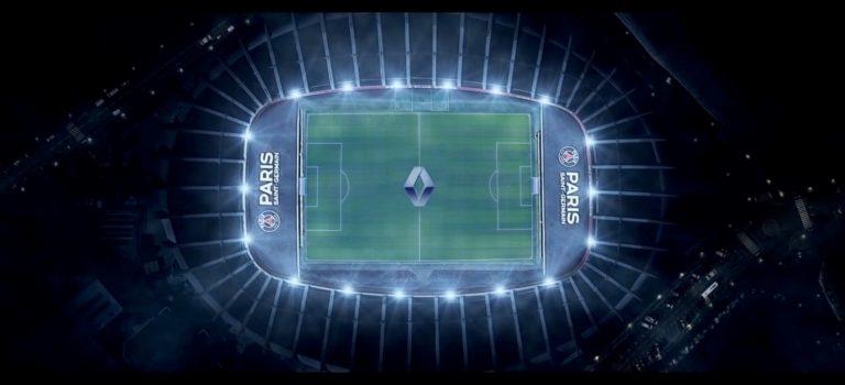 Επισημοποιήθηκε η συνεργασία Renault – Paris Saint-Germain
