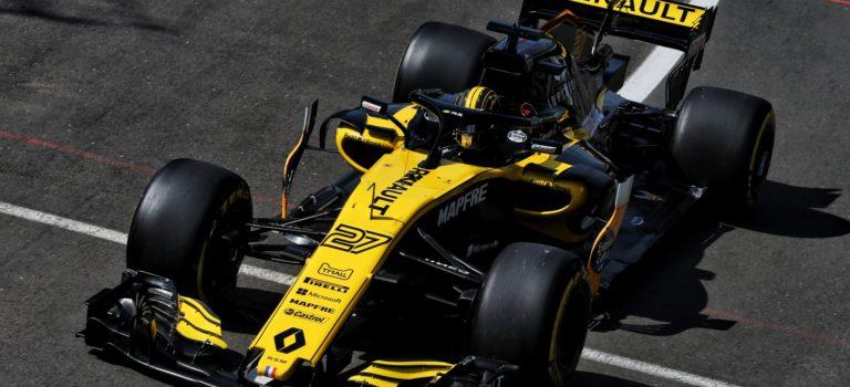 F1 | Η RS18 με νέα εμπρόσθια πτέρυγα στο Hockenheim