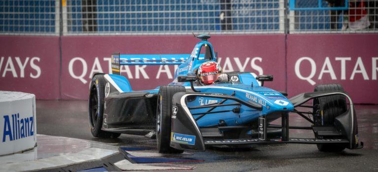 Formula E | Αυλαία για την Renault
