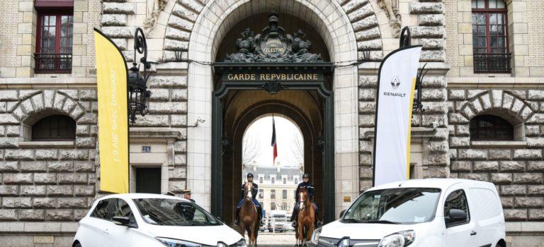 Οι πωλήσεις ηλεκτρικών αυτοκινήτων της Renault αυξήθηκαν κατά 31% τον Μάιο