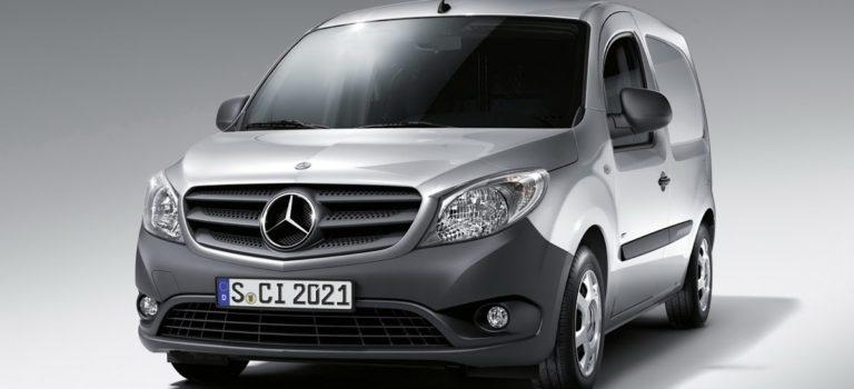 Ηλεκτρική έκδοση του Citan της Mercedes, με βάση το ηλεκτρικό Kangoo;