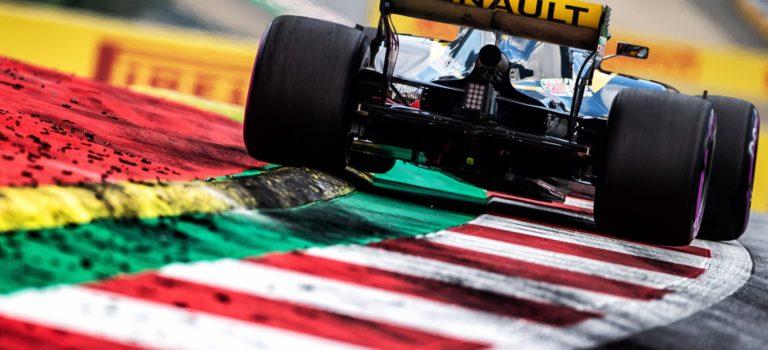 {Stories} Grand Prix Μεγάλης Βρετανίας: Το 2ο σπίτι της Renault