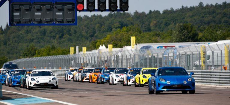 Alpine Elf Europa Cup | Επιτυχημένο ντεμπούτο για την Alpine A110 GT4
