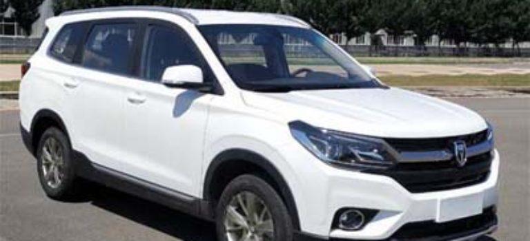 Κίνα | Το πρώτο μοντέλο SUV της Renault Brilliance Jinbei