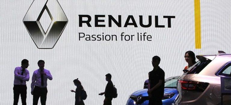 Κατρακύλησε η μετοχή της Renault, εν μέσω ανησυχιών εξαπάτησης της Nissan στις εκπομπές ρύπων