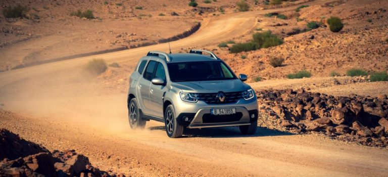 Πρεμιέρα για το Renault Duster 2018 στην αγορά της Μέσης Ανατολής
