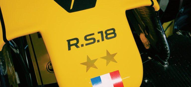 F1 | Η ομάδα της Renault αποτίει φόρο τιμής στους Γάλλους παγκόσμιους πρωταθλητές