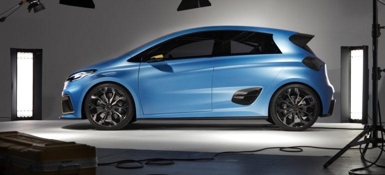 Renault Zoé ΙΙ: Η δεύτερη γενιά θα φτάσει το 2019
