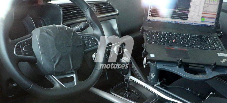 Αποκαλύφθηκε το εσωτερικό του νέου Renault Kadjar 2019 (spy pics)