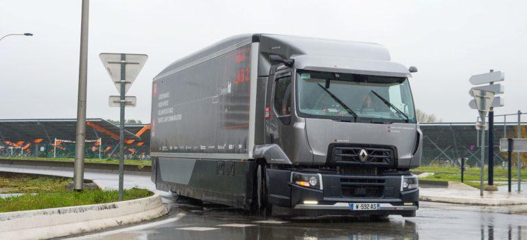 Renault Trucks | Η εξοικονόμηση καυσίμων κατά 12,8% επιτρέπει στο Urban Lab 2 να επιτύχει τους στόχους του