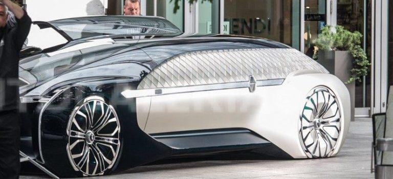 Νέο concept car προετοιμάζει η Renault (Spy pics)
