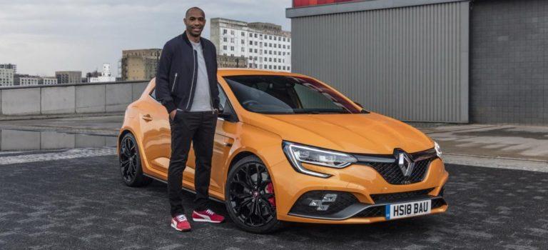 Ξανά πρεσβευτής της Renault ο Thierry Henry