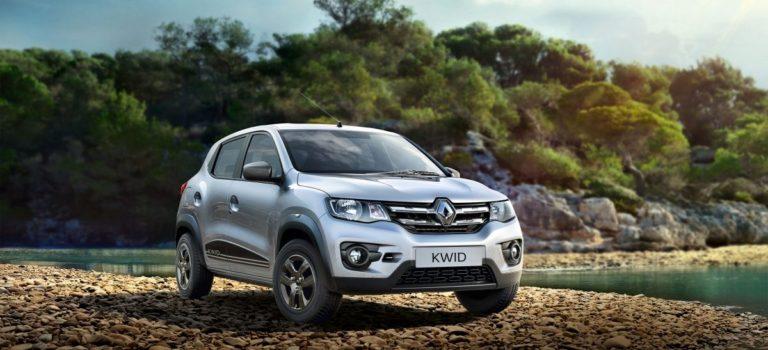 Η Renault παρουσίασε την ανανεωμένη έκδοση του Kwid