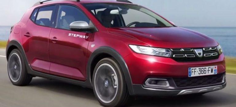 Το νέο Dacia Sandero θα είναι μια πραγματικότητα το 2019, με πολλές βελτιώσεις