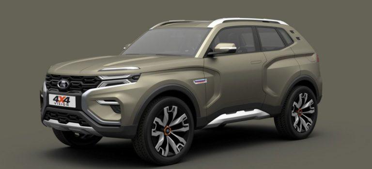 Το Lada 4×4 Vision μας δείχνει το μελλοντικό Niva (pics)