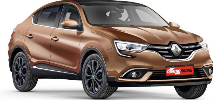 Πως θα μπορούσε να μοιάζει το νέο Coupe Crossover της Renault [Rendering]