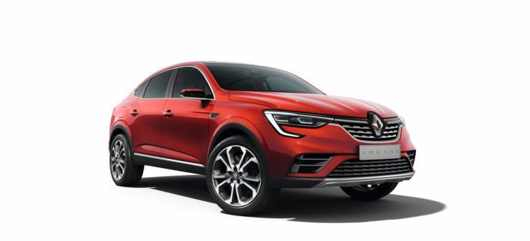 Παγκόσμια πρεμιέρα: Το Renault ARKANA παρουσιάστηκε στο Διεθνές Σαλόνι Αυτοκινήτου της Μόσχας 2018