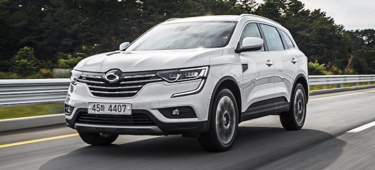 Renault Samsung: Οι πωλήσεις του SUV QM6 (Koleos) ξεπέρασαν τις 20.000 μονάδες