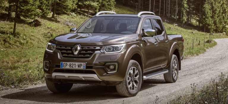 Αρνητικό ξεκίνημα πωλήσεων για το pick up Renault Alaskan