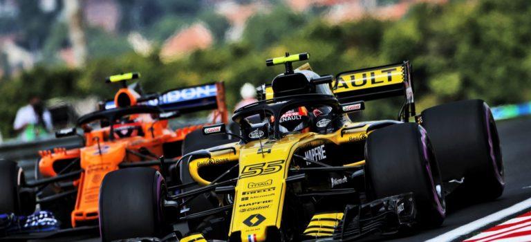 F1   Η προδιαγραφή C είναι η βάση του κινητήρα της Renault για το 2019
