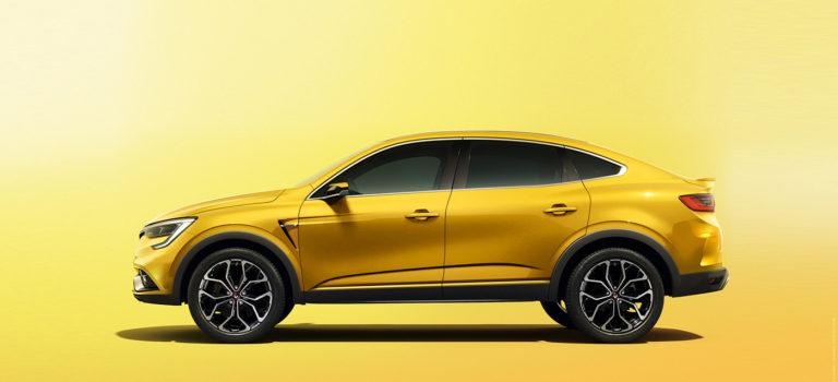 Ως GT και όχι ως RS, το «γρήγορο» SUV από την Renault Sport