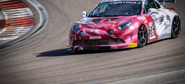 Η Alpine κερδίζει την πρώτη της νίκη στο γαλλικό πρωτάθλημα FFSA GT