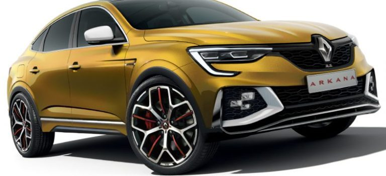 Renault Arkana RS [Rendering] – Το σπορ Coupe SUV του Λαού!