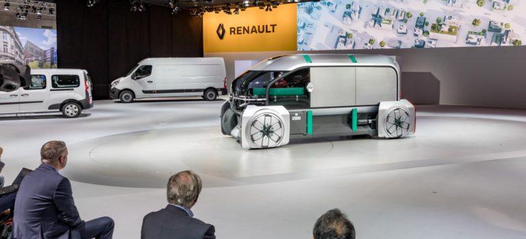 Το όραμα της Renault για αστική διανομή του μέλλοντος