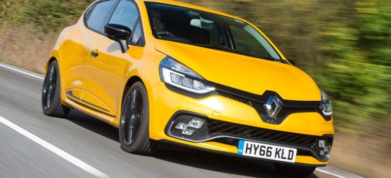 Τέλος τα χειροκίνητα κιβώτια ταχυτητων στα Clio RS