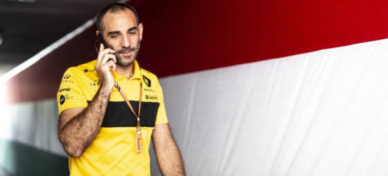 F1 | Ο Cyril Abiteboul απαντά στις επιθέσεις του Max Verstappen
