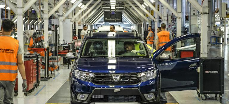 """Μαρόκο: Η Renault επιτυγχάνει """"ιστορικά αποτελέσματα"""" κατά τους πρώτους οκτώ μήνες του 2018"""