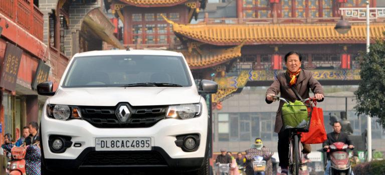Κίνα | Το πρώτο ηλεκτρικό όχημα της Renault φτάνει το 2019