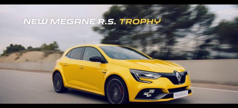 Hülkenburg: Στην ταχύτερη πόλη του κόσμου, με το νέο Mégane R.S. Trophy (vid)