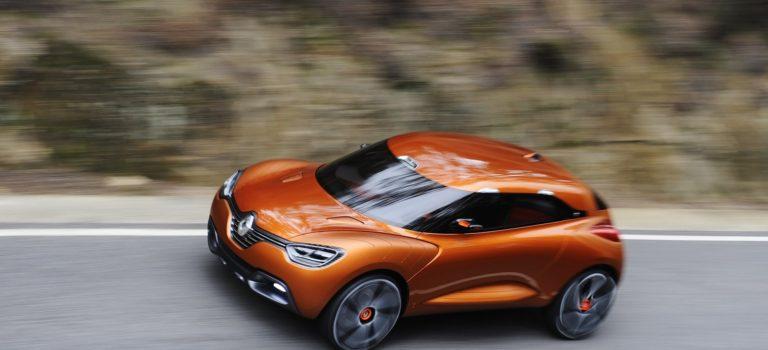 Η Renault ετοιμάζει ένα νέο SUV με βάση το Clio 5;