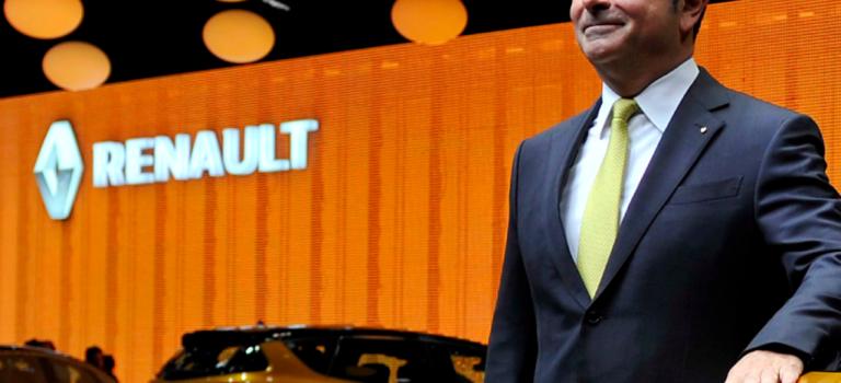 Ο Carlos Ghosn προχώρησε στην αγορά μετοχών της Renault