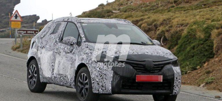 Αποκάλυψη για το νέο Renault Captur 2 (spy pics)