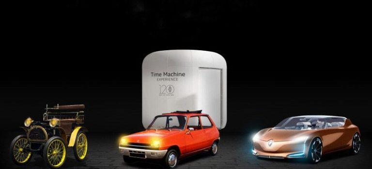 Η Renault σας προσφέρει ένα ταξίδι στο χρόνο!