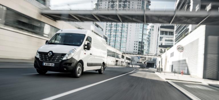 Διαθέσιμο και από την Renault Trucks, το ηλεκτρικό Master Z.E.
