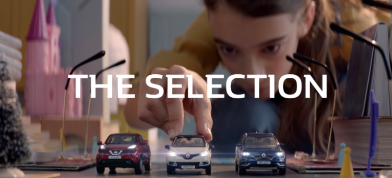 Renault SELECTION: Το νέο διαφημιστικό σποτ αφιερωμένο στα μεταχειρισμένα οχήματα (vid)