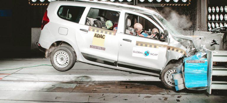 Το ινδικό Renault Lodgy παίρνει 0 αστέρια στις δοκιμές του Global NCAP