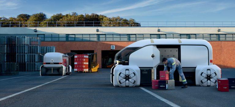 Επίσημο: Renault EZ-PRO, το μέλλον των ευέλικτων λύσεων διανομής