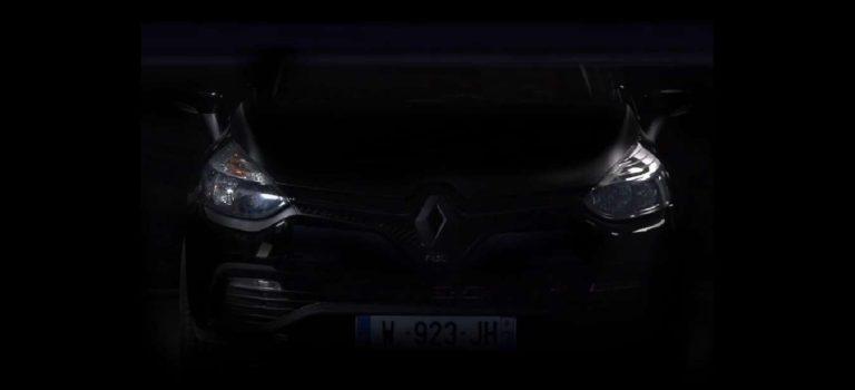 Η Renault Sport ανακοινώνει μια σειρά αξεσουάρ RS; (vid)