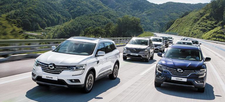 Η Renault Samsung υποφέρει από υποτονικές πωλήσεις και παρατεταμένες απεργίες εργατικού δυναμικού